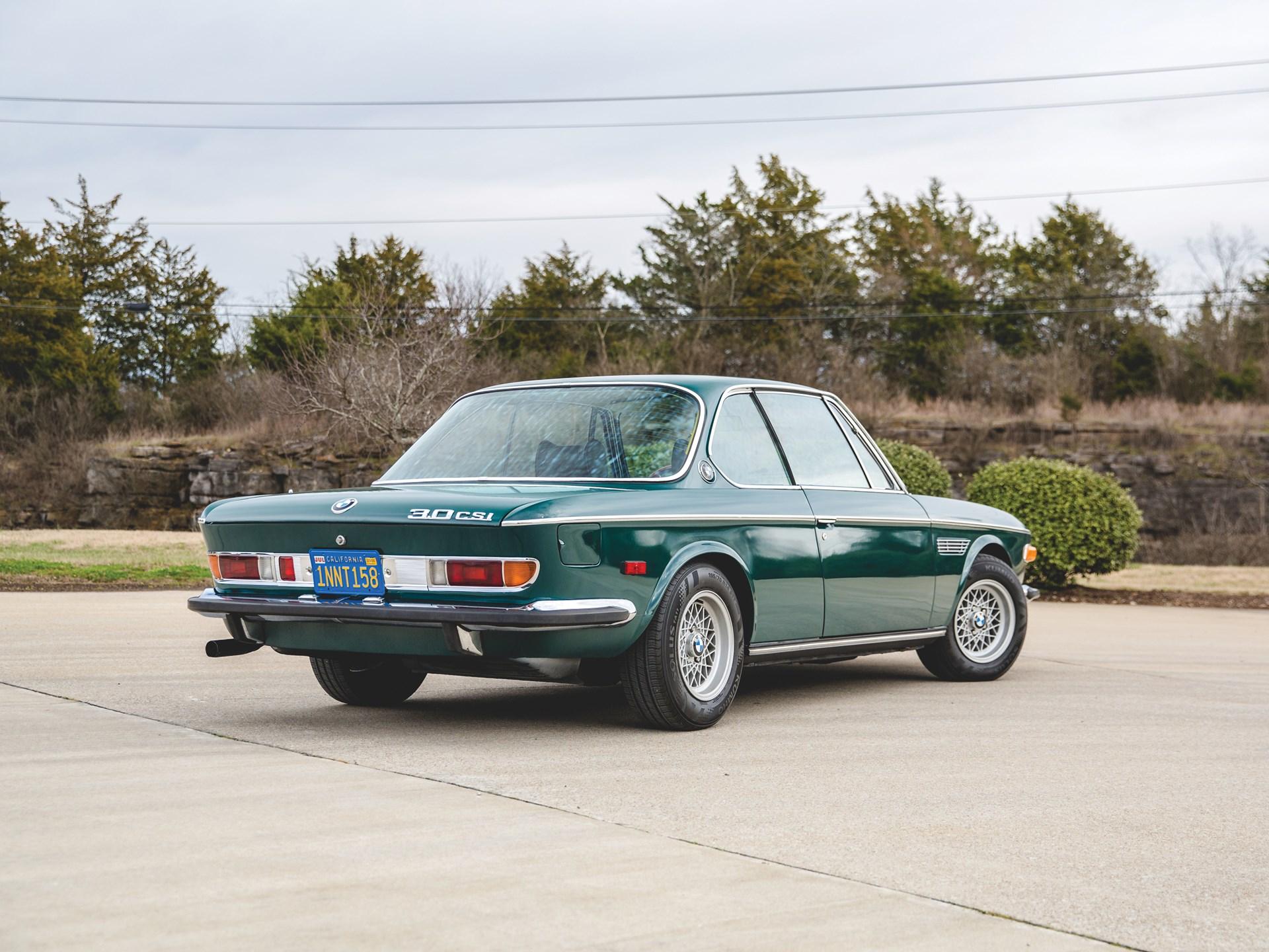 1973 BMW 3.0 CSi Coupe