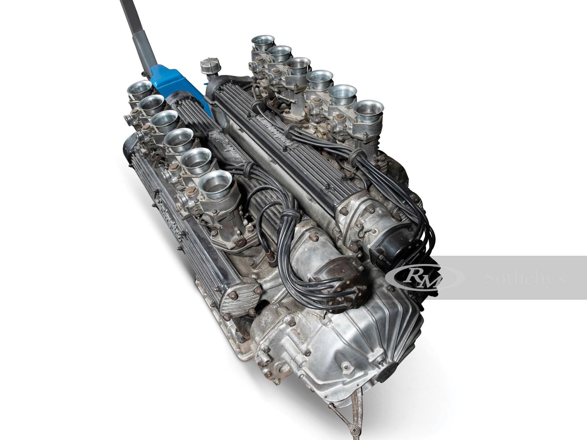 Lamborghini Miura P400 Engine, 1967 -