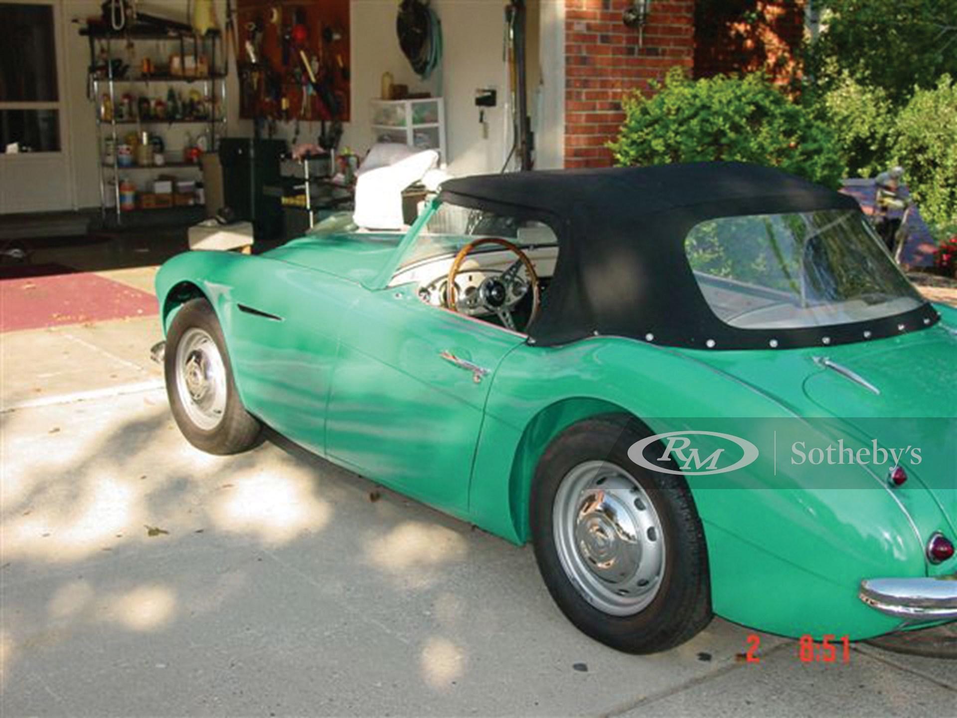 1958 Austin-Healey BN4 100-6 Roadster  -