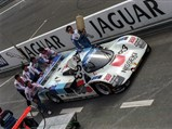 1990 Porsche 962 C  - $Chassis number 962-159 as seen in the pits during the 1990 24 Hours of Le Mans.