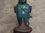 BMW-Style Antique Carousel Ride, ca. 1940s - $