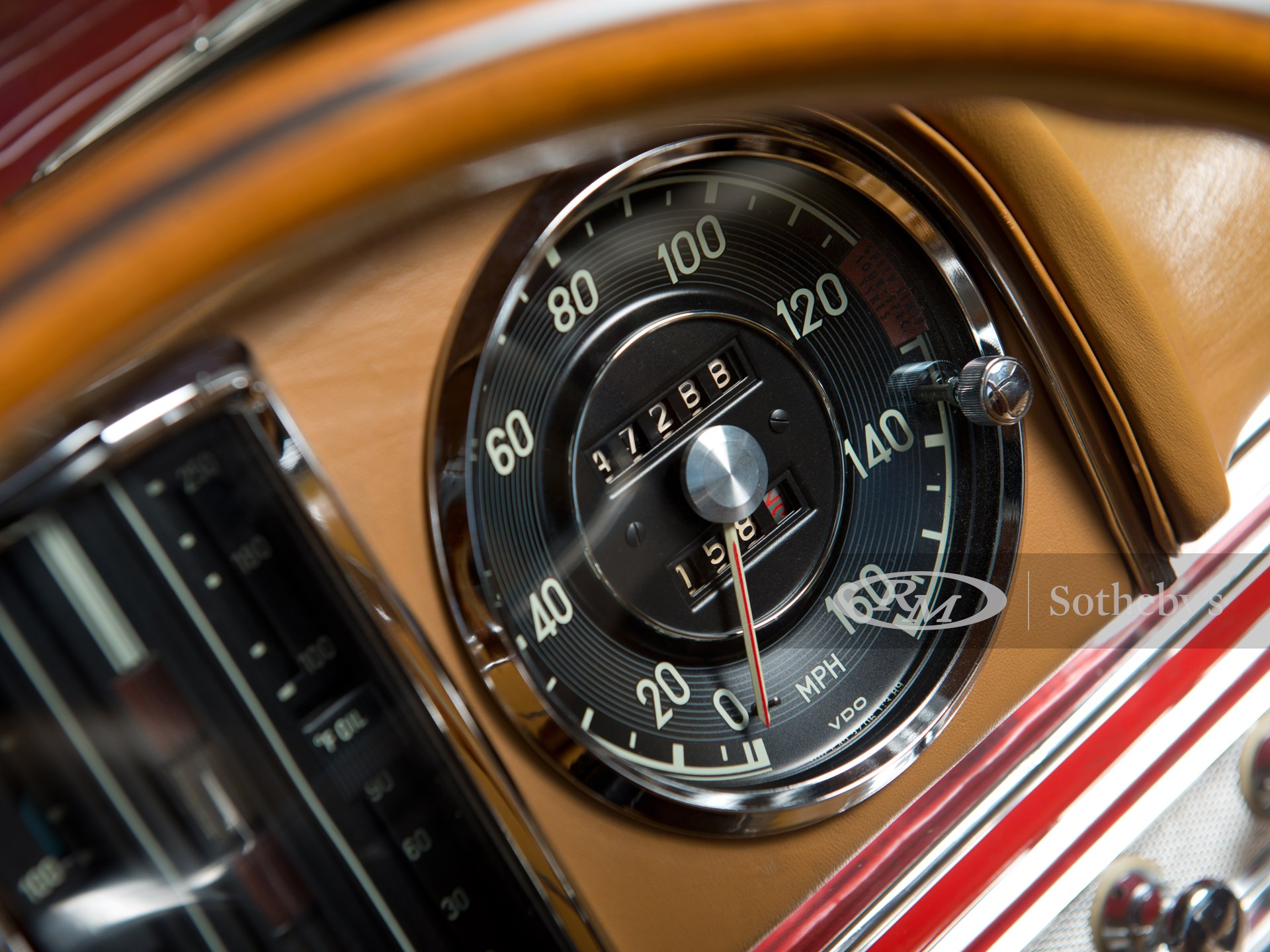 1962 Mercedes-Benz 300SL Roadster  -