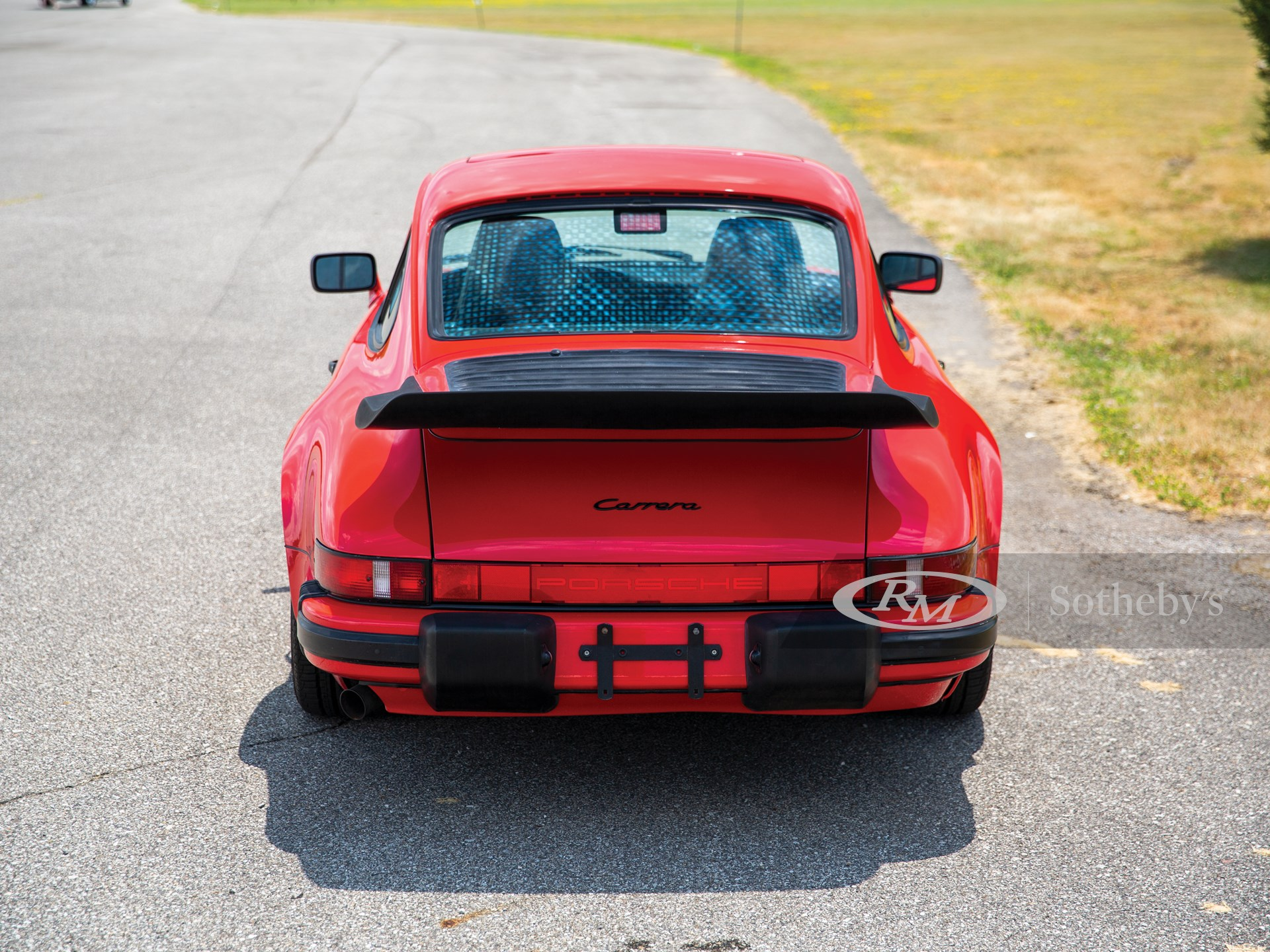 1988 Porsche 911 Carrera Coupe  -