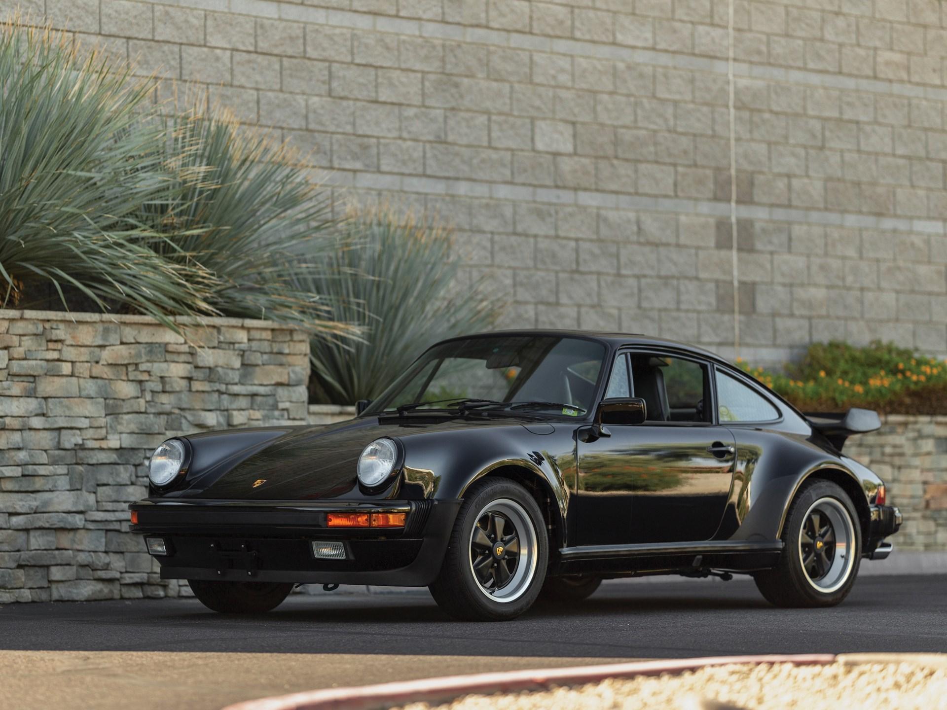 RM Sotheby's - 1989 Porsche 911 Turbo Coupe | The Porsche