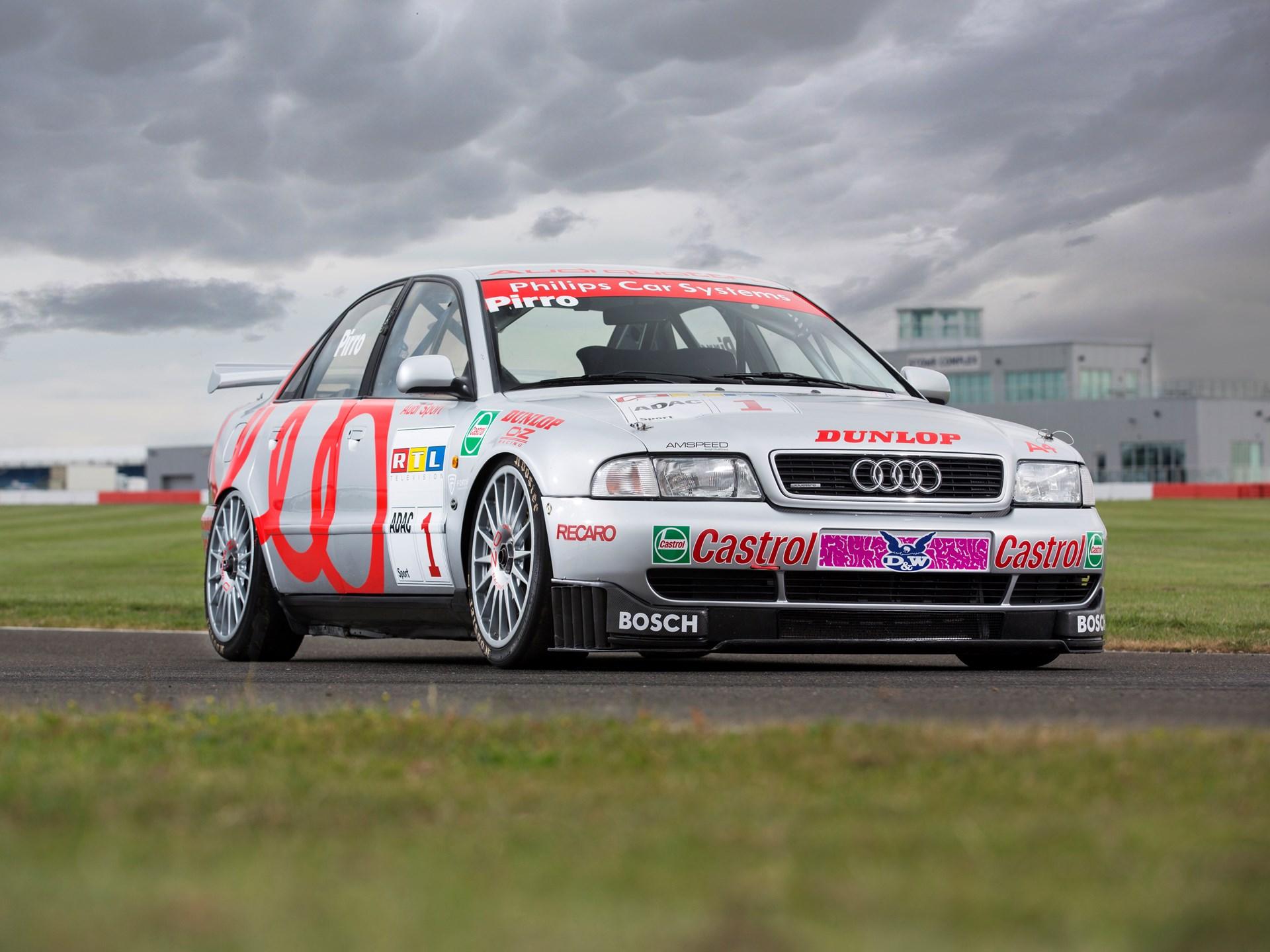 1997 Audi A4 Quattro Super Touring