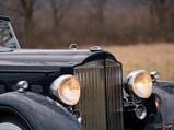 1934 Packard Twelve Individual Custom Convertible Sedan by Dietrich - $