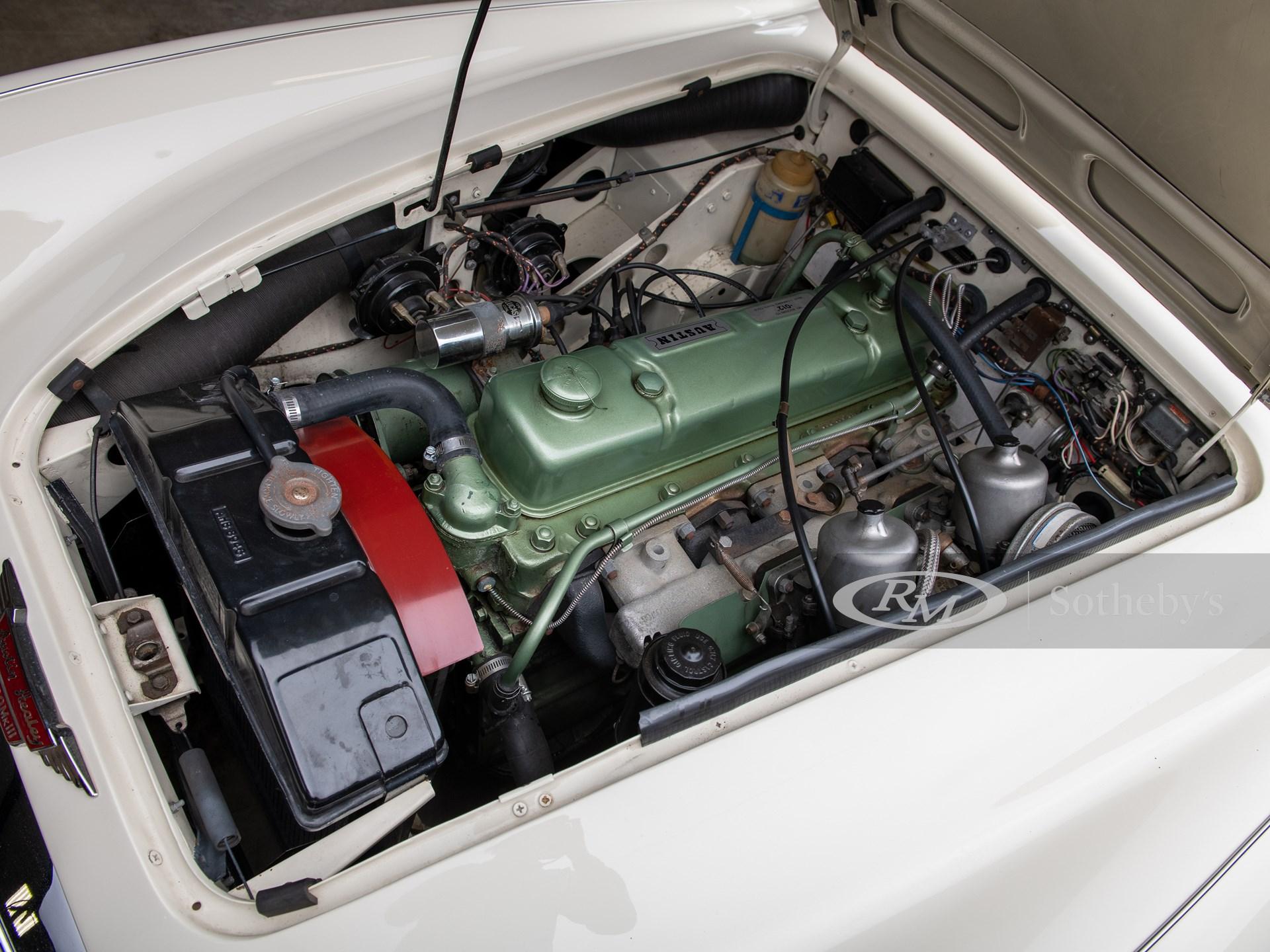1967 Austin-Healey 3000 Mk III BJ8  -