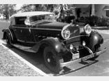 1926 Hispano-Suiza H6B Cabriolet Le Dandy by Chapron - $The stunning Cabriolet Le Dandy, believed to be in Florida in the 1950s or early '60s.