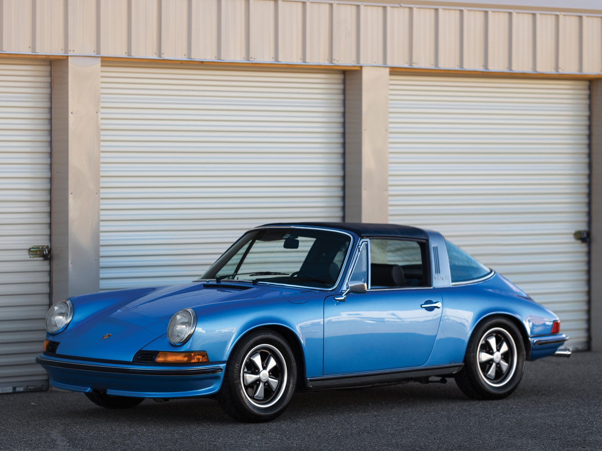 Rm Sothebys 1973 Porsche 911 S Targa Arizona 2019