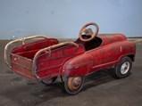 Station Wagon Pedal Car - $