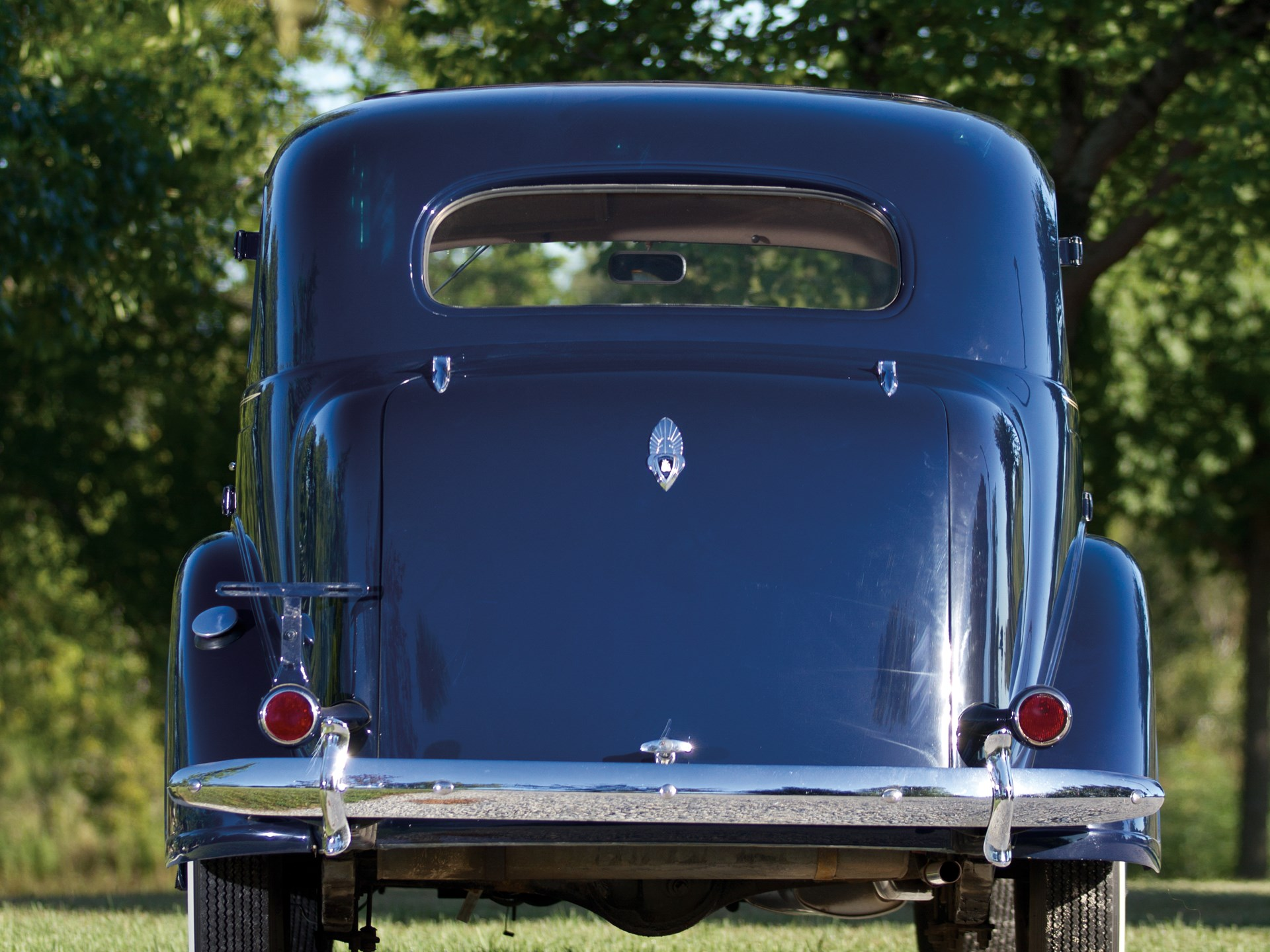 RM Sotheby's - 1936 Plymouth Deluxe Four-Door Touring Sedan