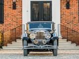1930 Duesenberg Model J Imperial Cabriolet by Hibbard & Darrin - $
