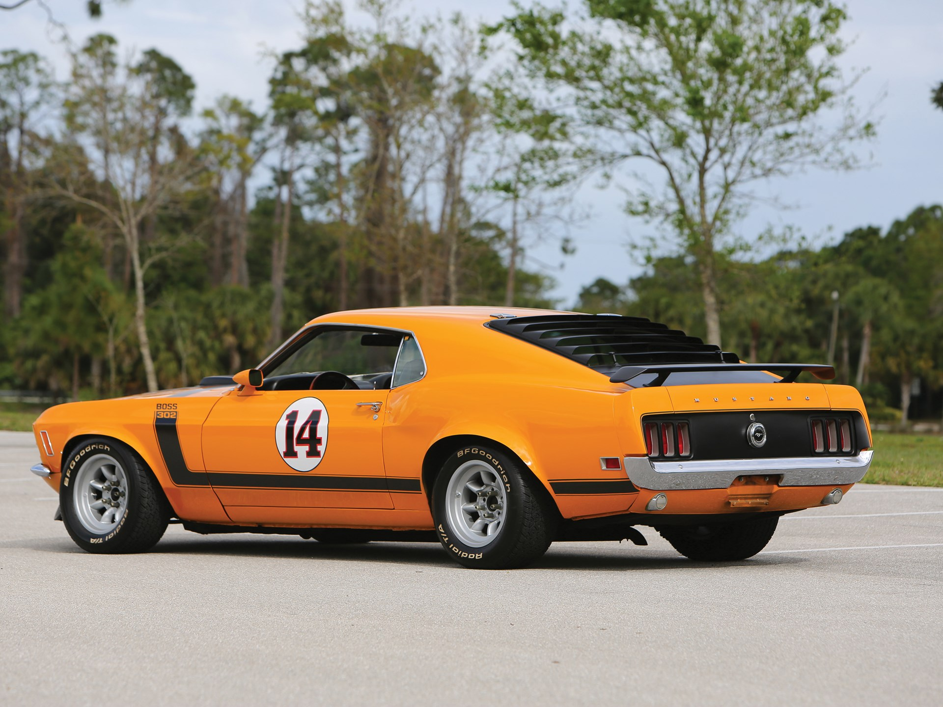Rm Sothebys 1970 Ford Mustang Boss 302 Fort Lauderdale 2018 For Sale