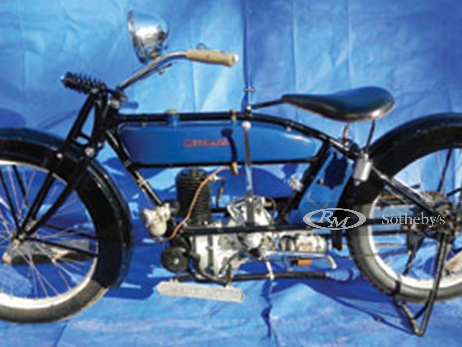 1923 Cleveland Single Cylinder