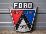 1950s Ford Logo Sign - $