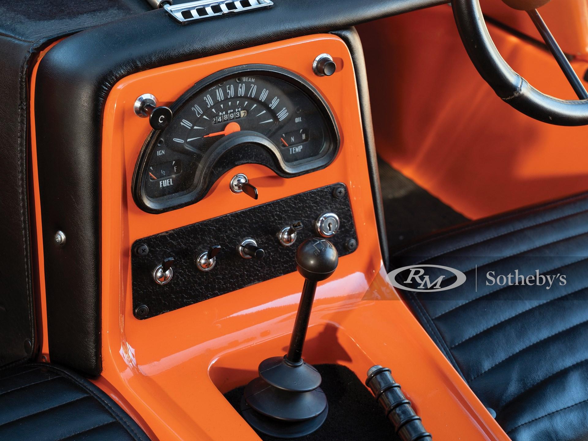 1972 Bond Bug 700ES  -
