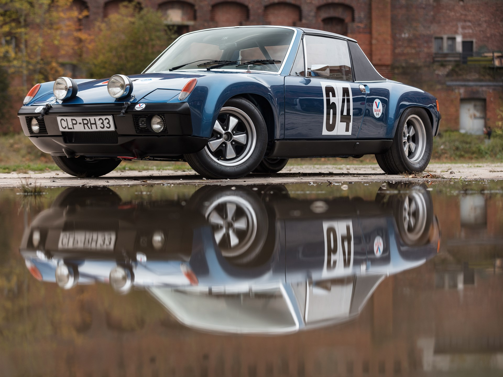 1970 Porsche 914/6 GT