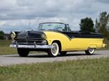 1955 Ford Fairlane Sunliner  - $