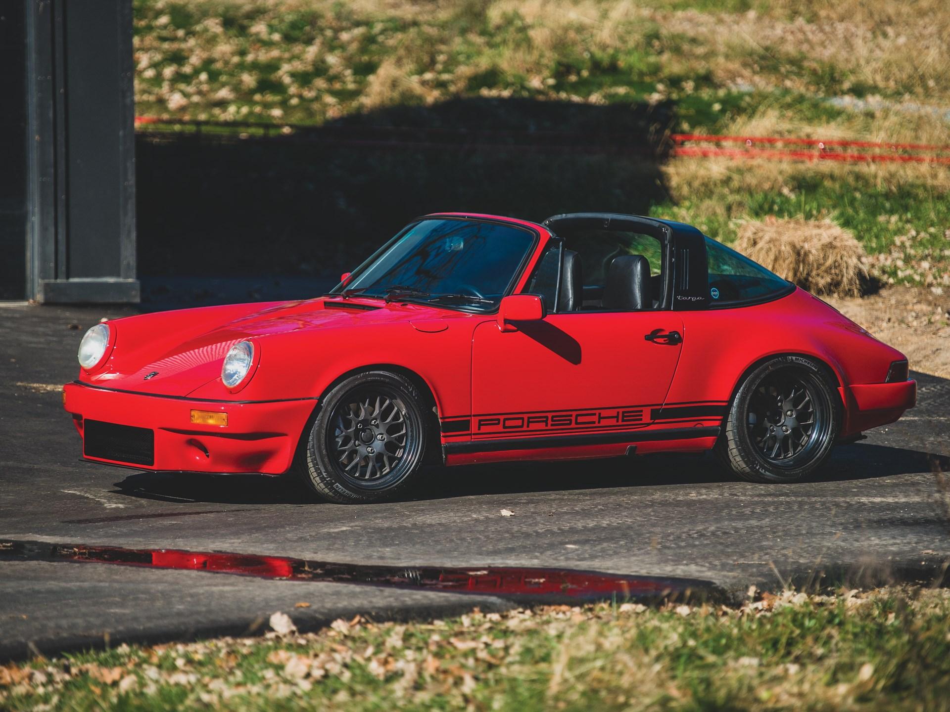 1986 Porsche 911 Carrera Targa 'Outlaw'