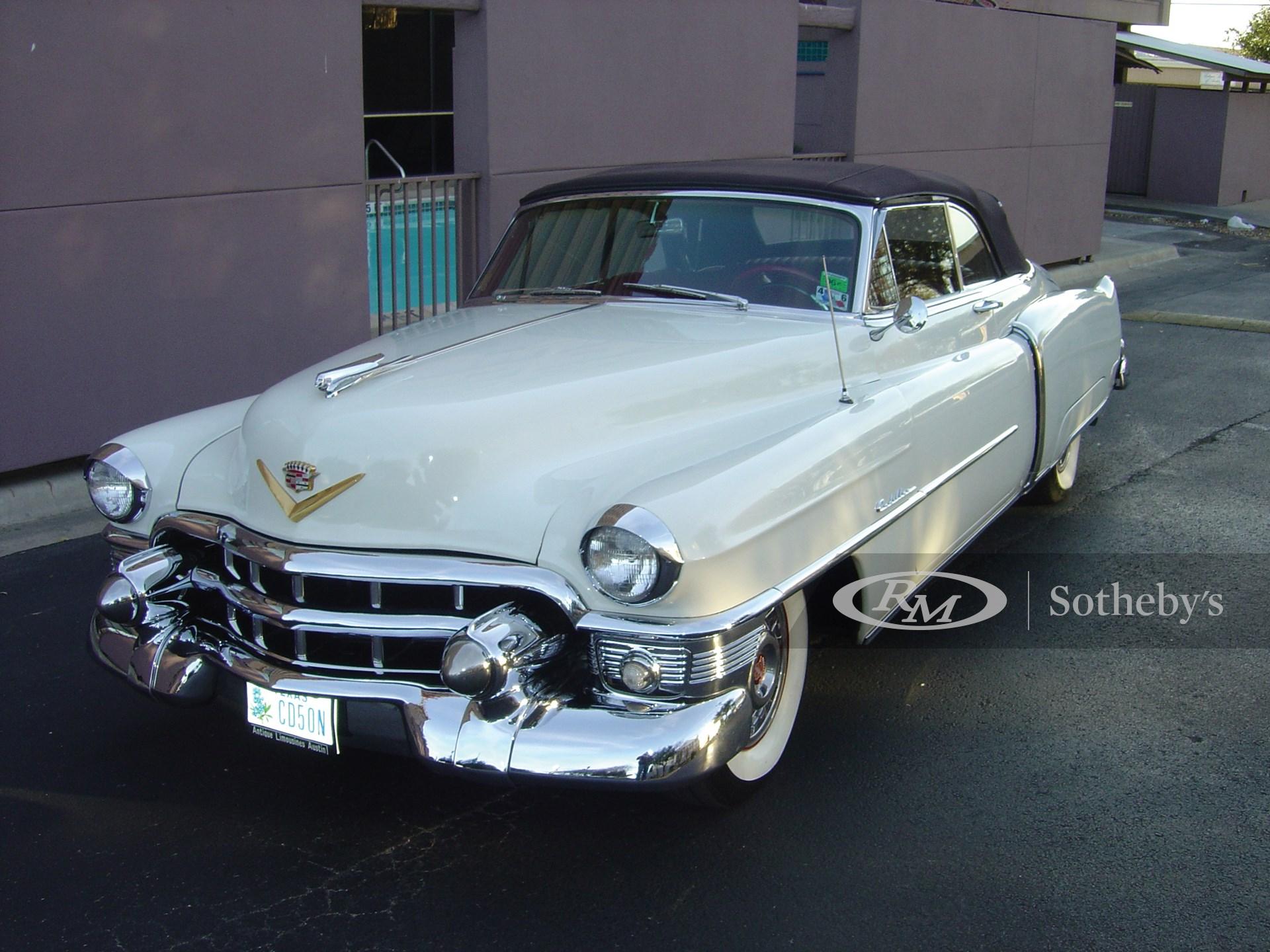 1953 Cadillac Series 62 Convertible  -