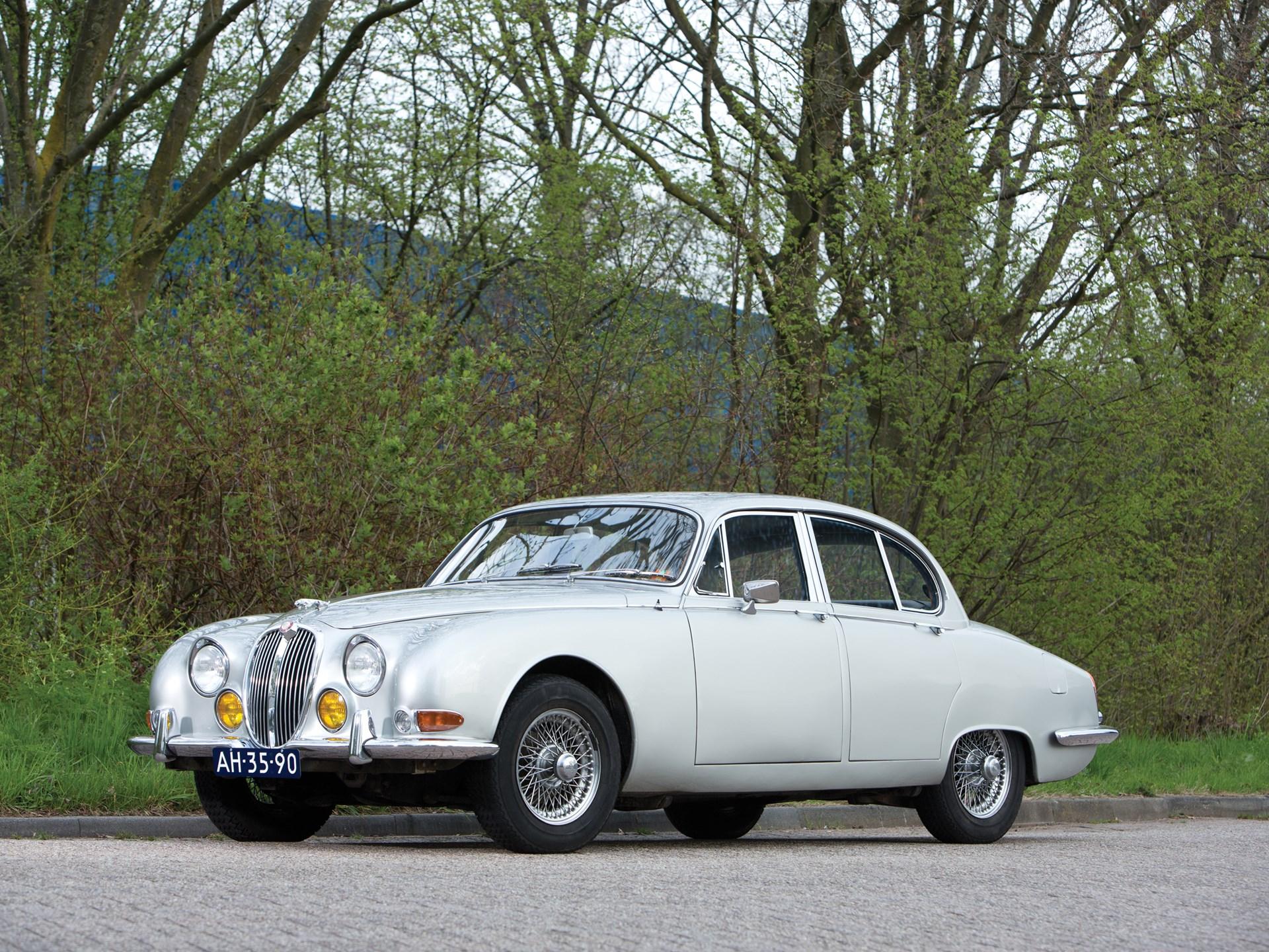 1964 Jaguar S-Type 3.8 Saloon   London 2013   RM Sotheby's