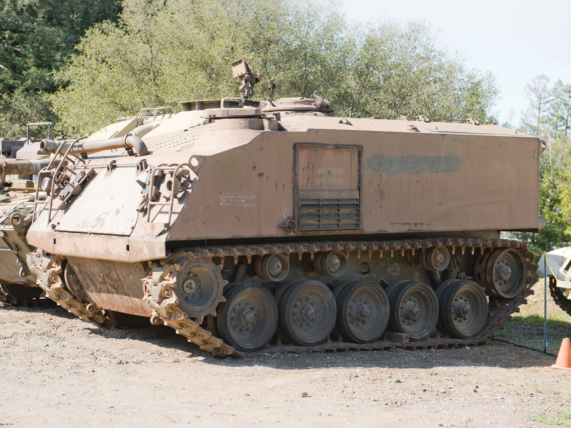 RM Sotheby's - M75 Armored Personnel Carrier | The Littlefield
