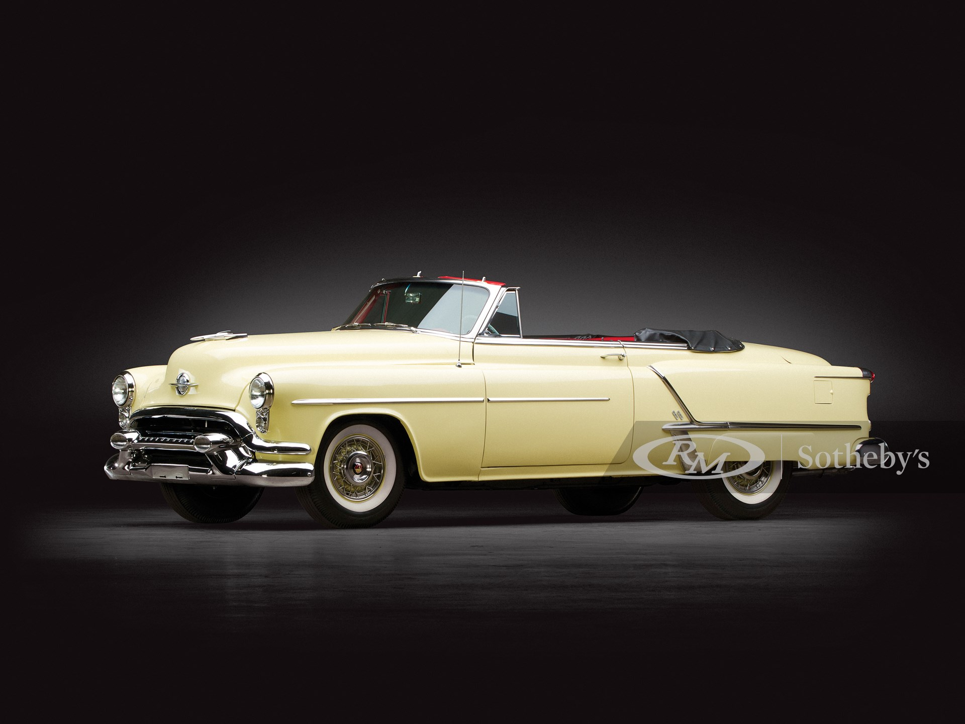 1953 Oldsmobile Super 88 Convertible