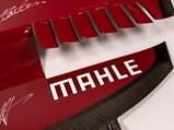 Ferrari SF1000 Signed Rear Wing Endplate, 2020 - $