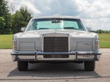 1978 Lincoln Continental Town Car  - $Photo: Teddy Pieper | @vconceptsllc