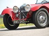 1937 SS100 3.5-Liter Jaguar Roadster  - $