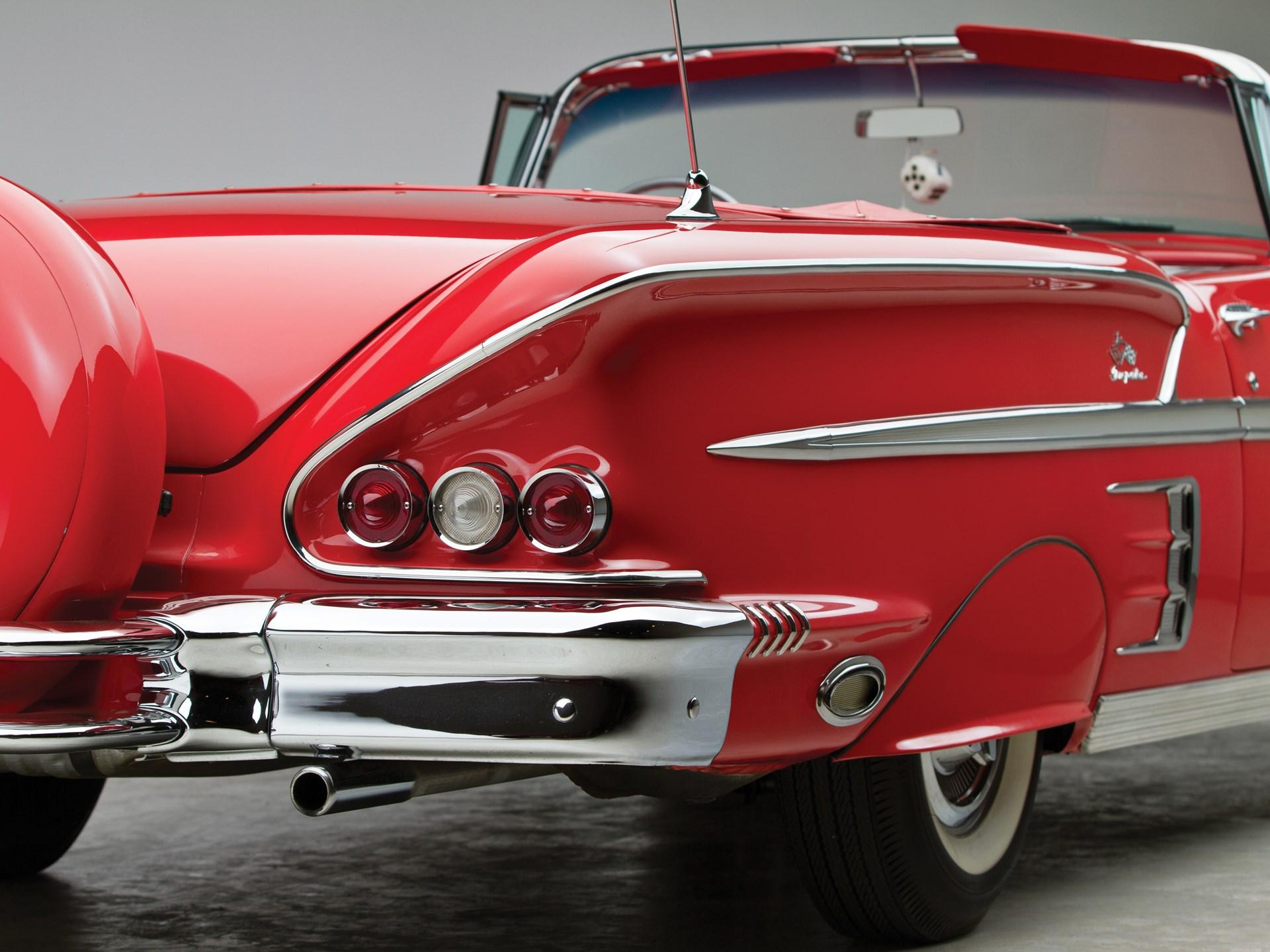 rm sotheby 39 s 1958 chevrolet bel air impala convertible. Black Bedroom Furniture Sets. Home Design Ideas