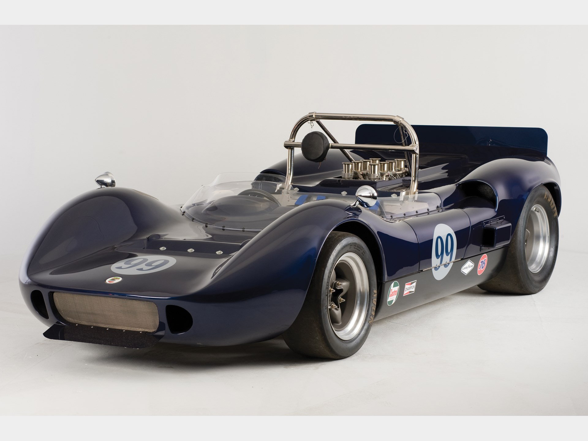 RM Sotheby\'s - 1966 McLaren M1B Can-Am | Monterey 2017