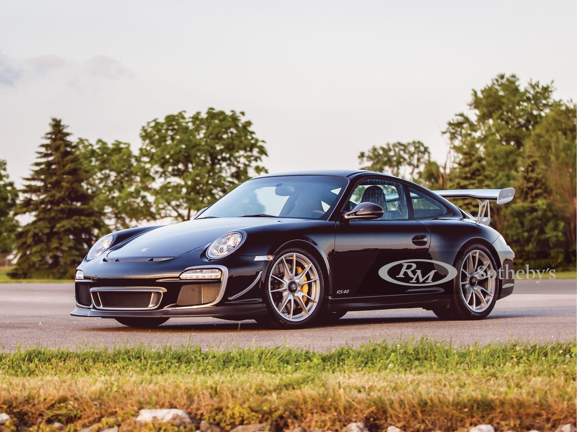 2011 Porsche 911 Gt3 Rs 4 0 Monterey 2019 Rm Sotheby S