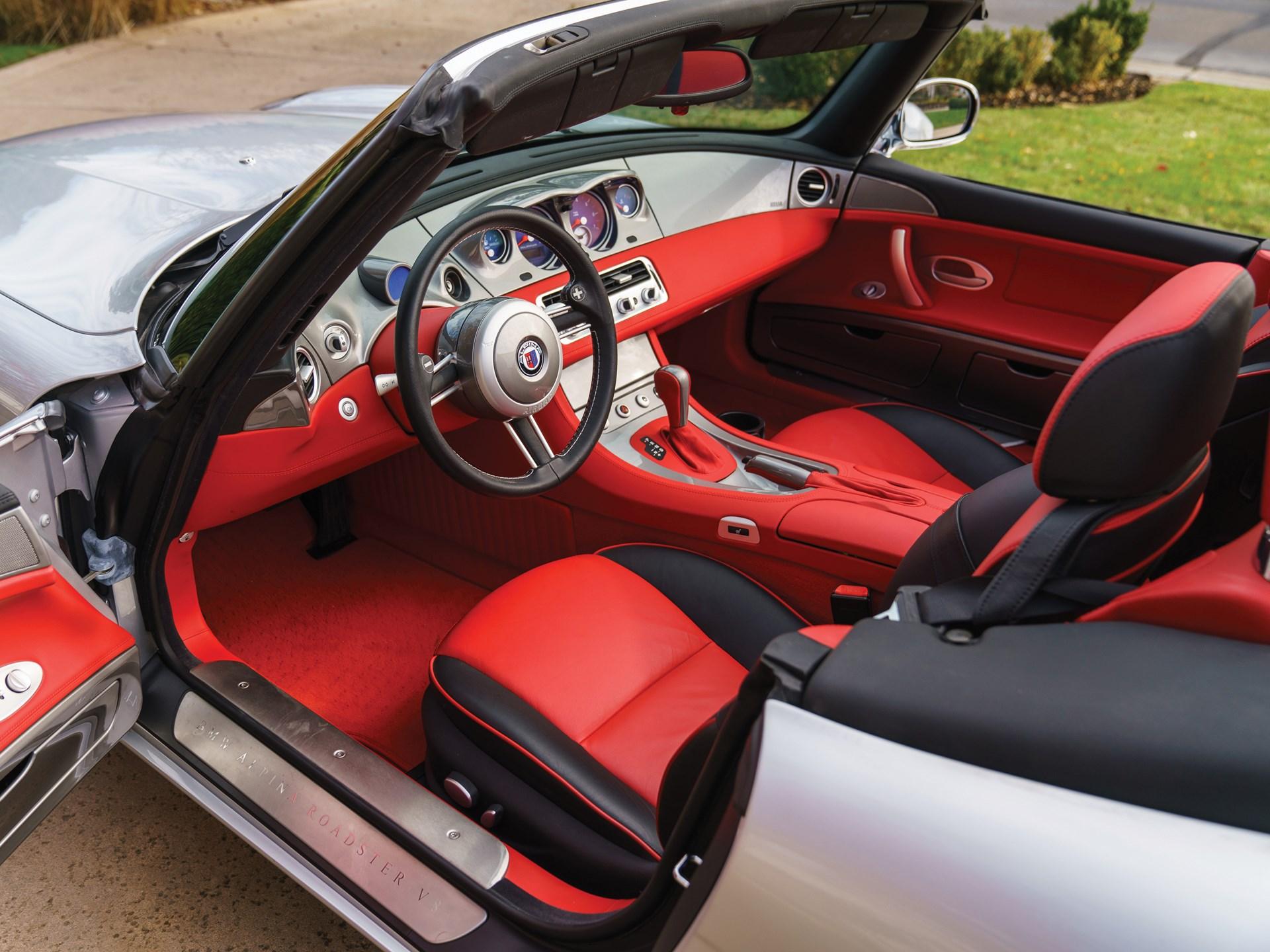 RM Sotheby's - 2003 BMW Alpina Roadster V8 | Arizona 2019