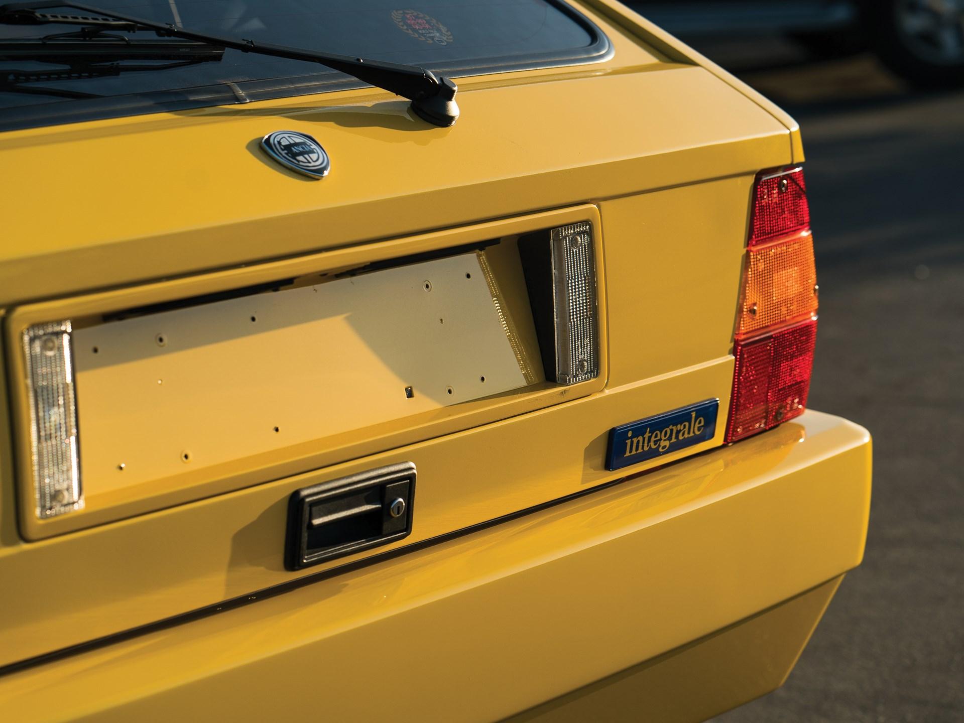 RM Sotheby's - 1992 Lancia Delta HF Integrale Evoluzione