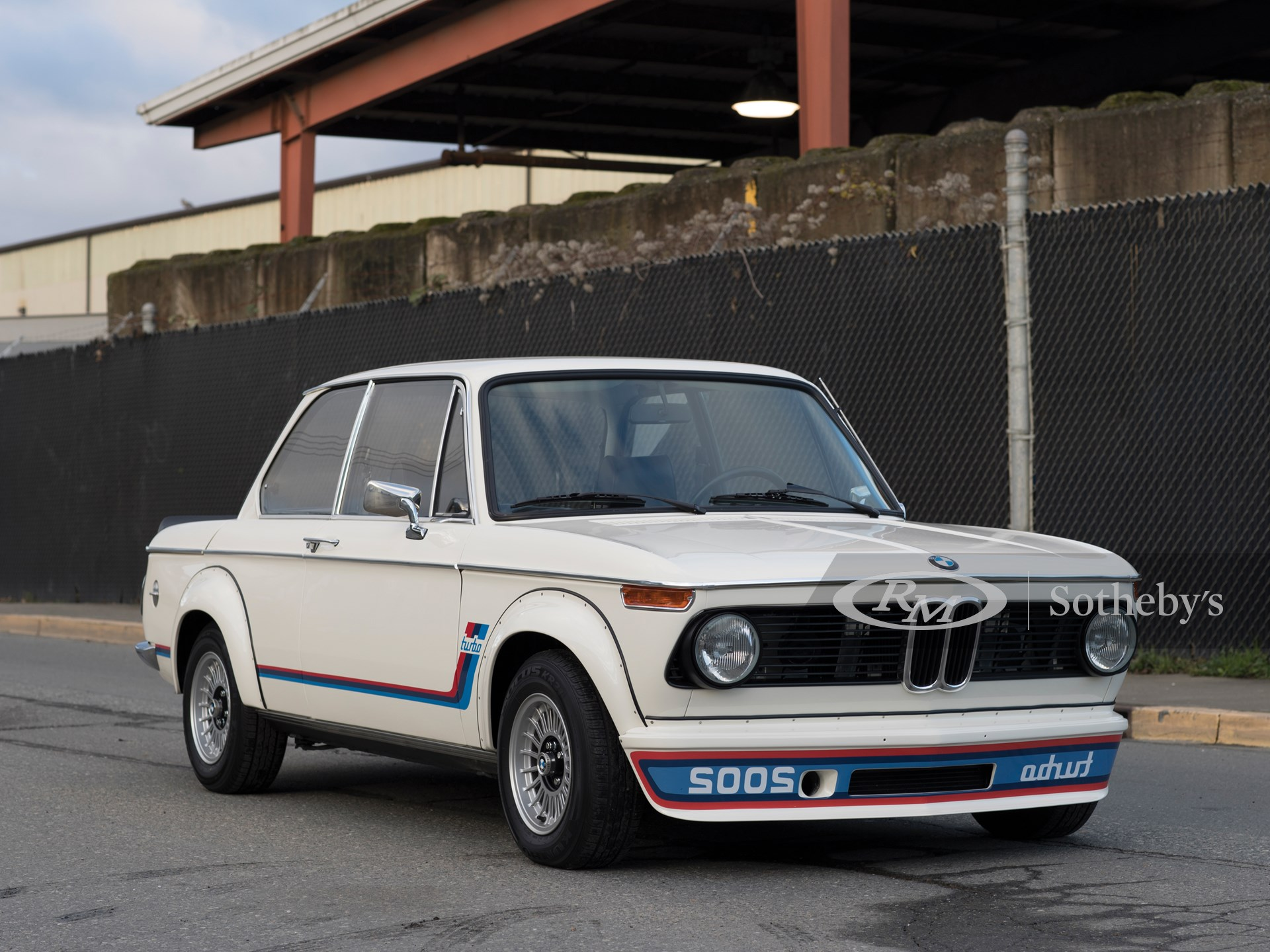 1974 Bmw 2002 Turbo Arizona 2018 Rm Sotheby S