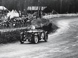 1934 MG PA/B Le Mans  - $1935 MG PA Midget, Joan Richmond & Barbara Simpson. Finished 24th overall, Le Mans 24 hour race
