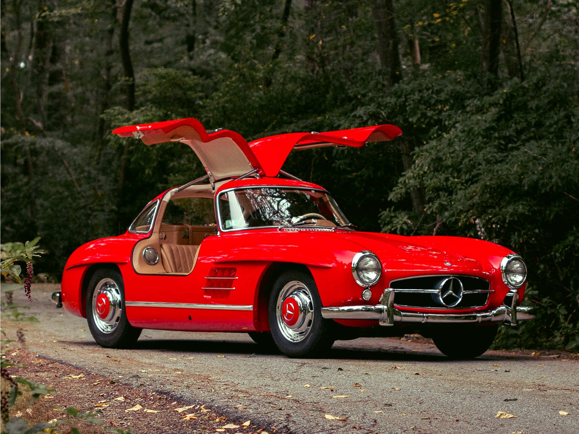 rm sotheby 39 s 1955 mercedes benz 300 sl gullwing new york icons 2017. Black Bedroom Furniture Sets. Home Design Ideas