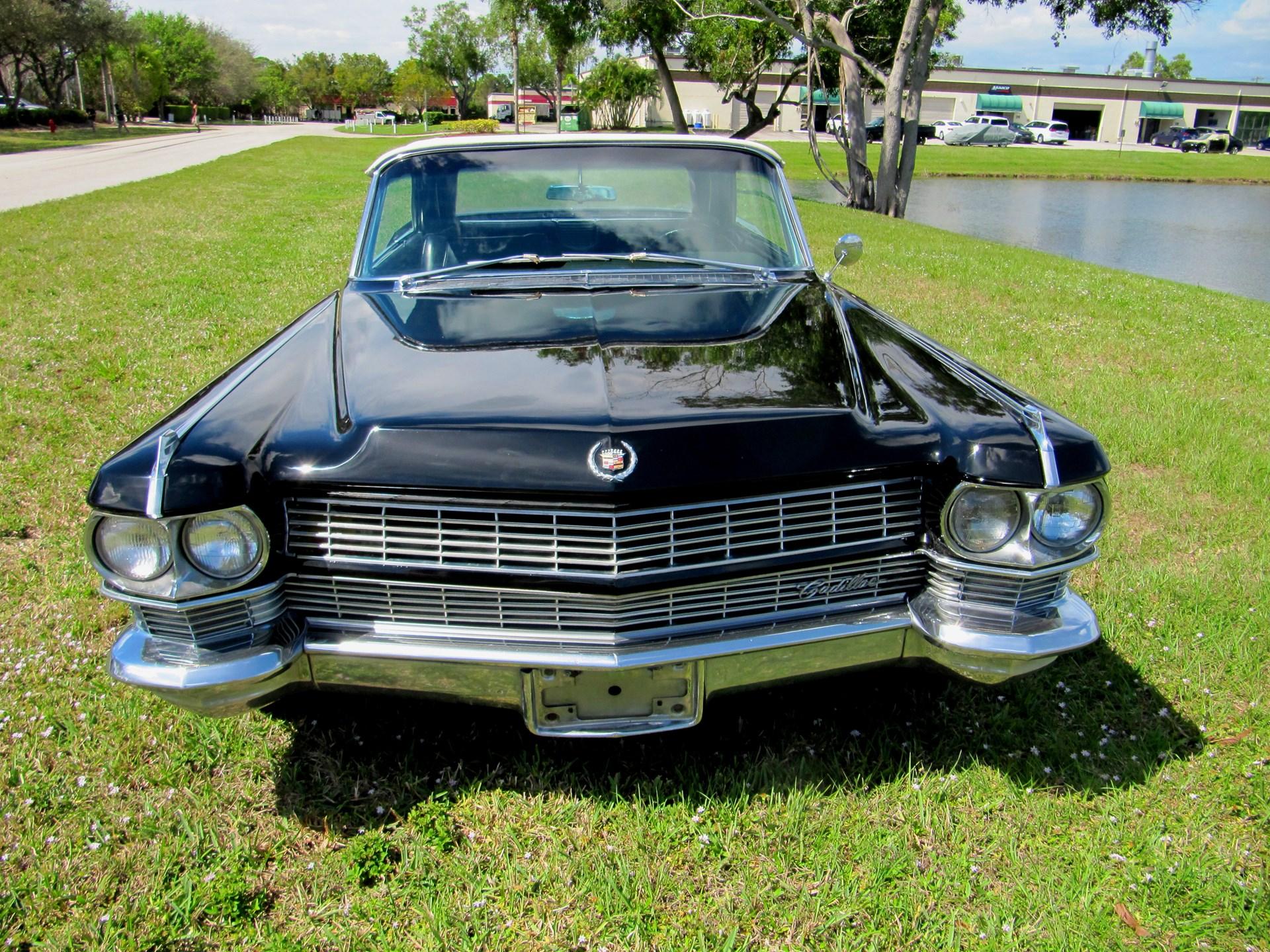RM Sotheby's - 1964 Cadillac Eldorado Convertible | Fort ...