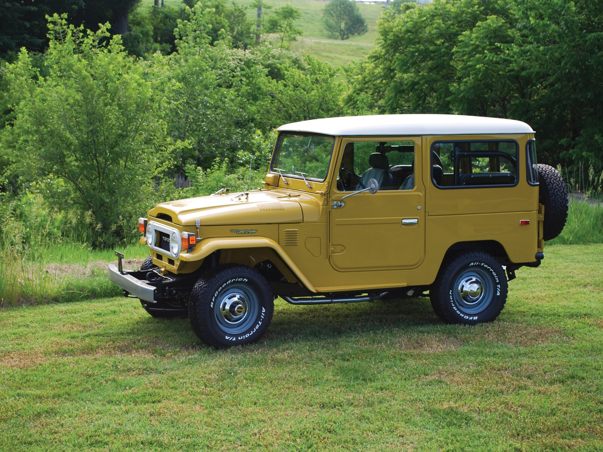 Toyota Fj40 For Sale >> RM Sotheby's - 1976 Toyota Land Cruiser FJ40 | Motor City 2014