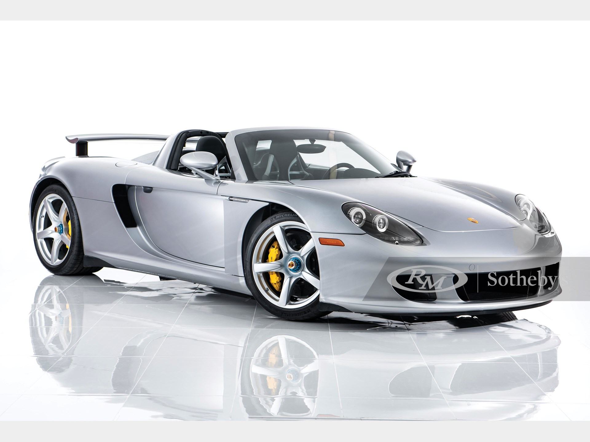 2004 Porsche Carrera GT  -