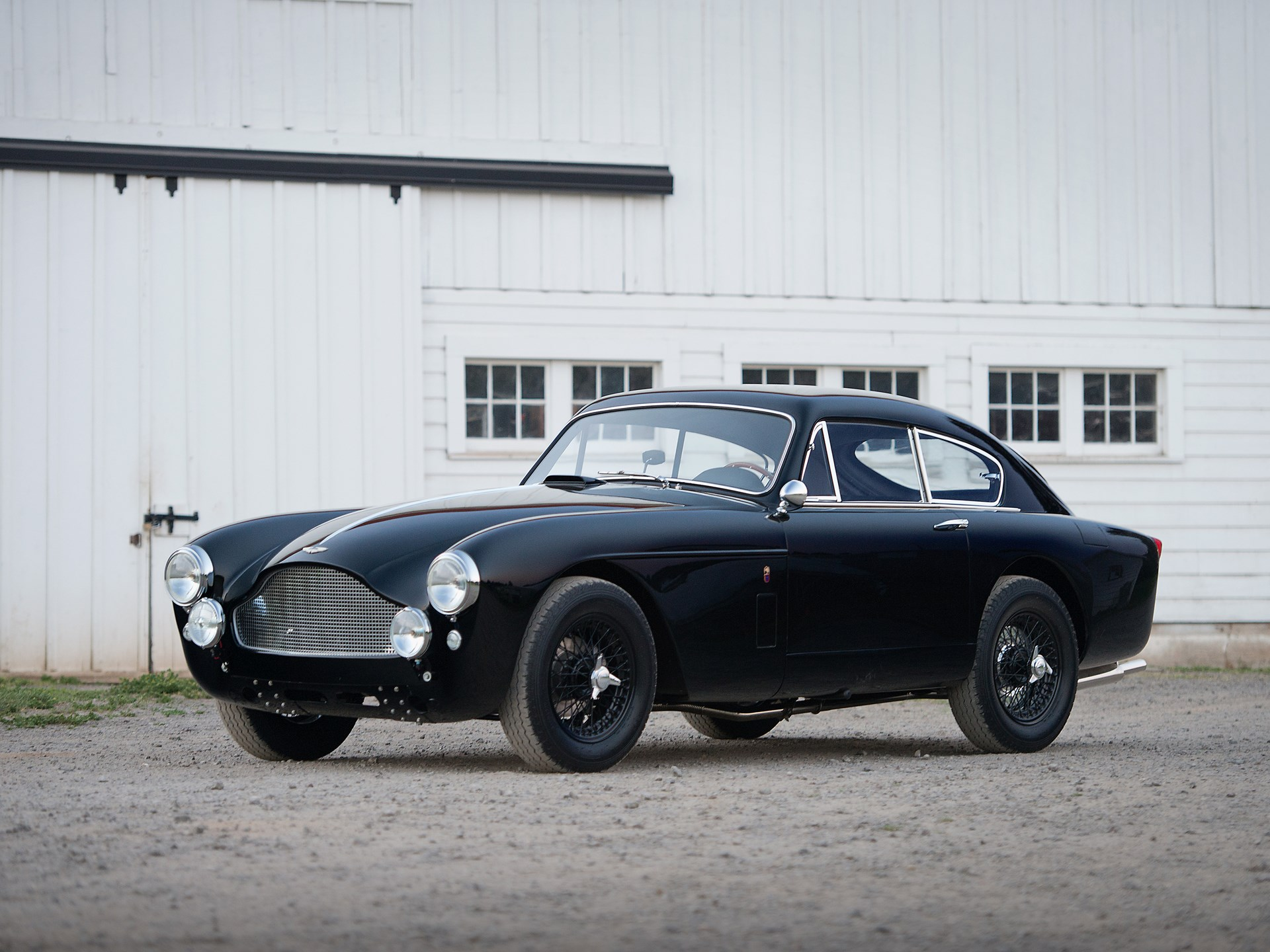 RM Sothebys Aston Martin DB Mk III Monterey - Aston martin db2 price