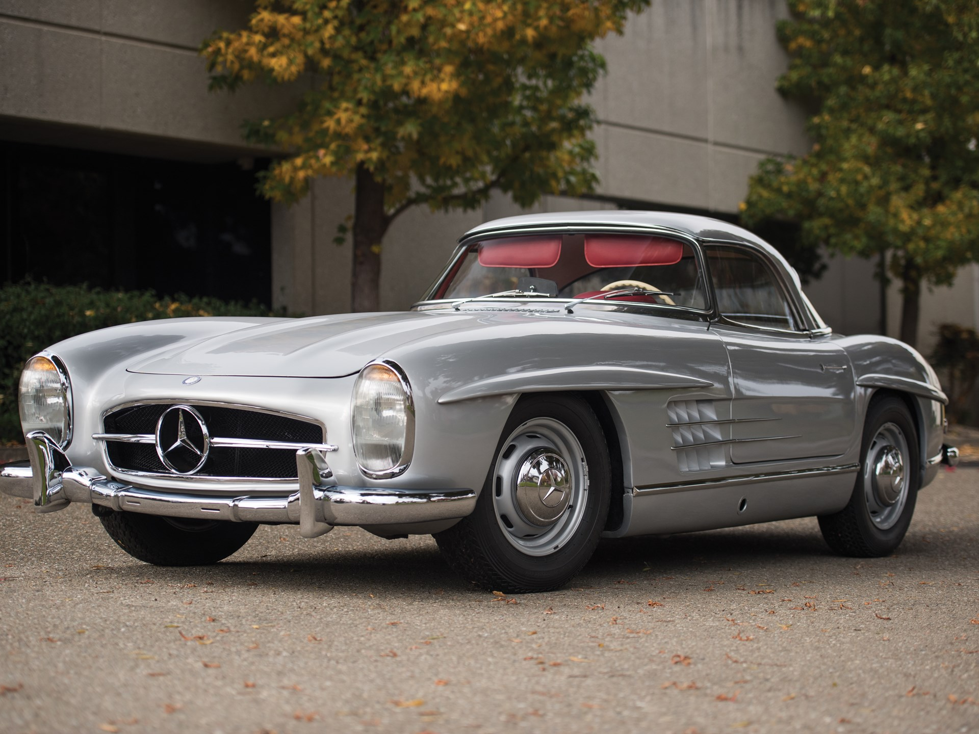 rm sotheby 39 s 1957 mercedes benz 300 sl roadster. Black Bedroom Furniture Sets. Home Design Ideas
