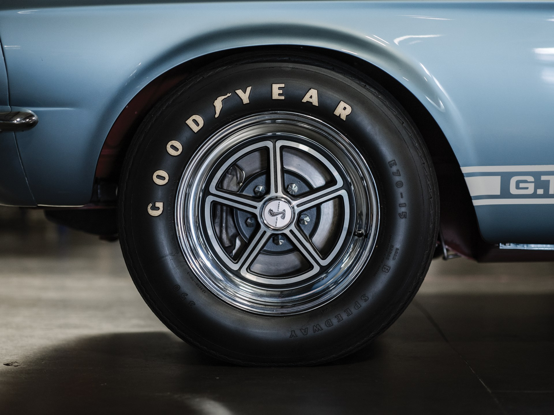 RM Sotheby's - 1967 Shelby GT500 | Monterey 2019