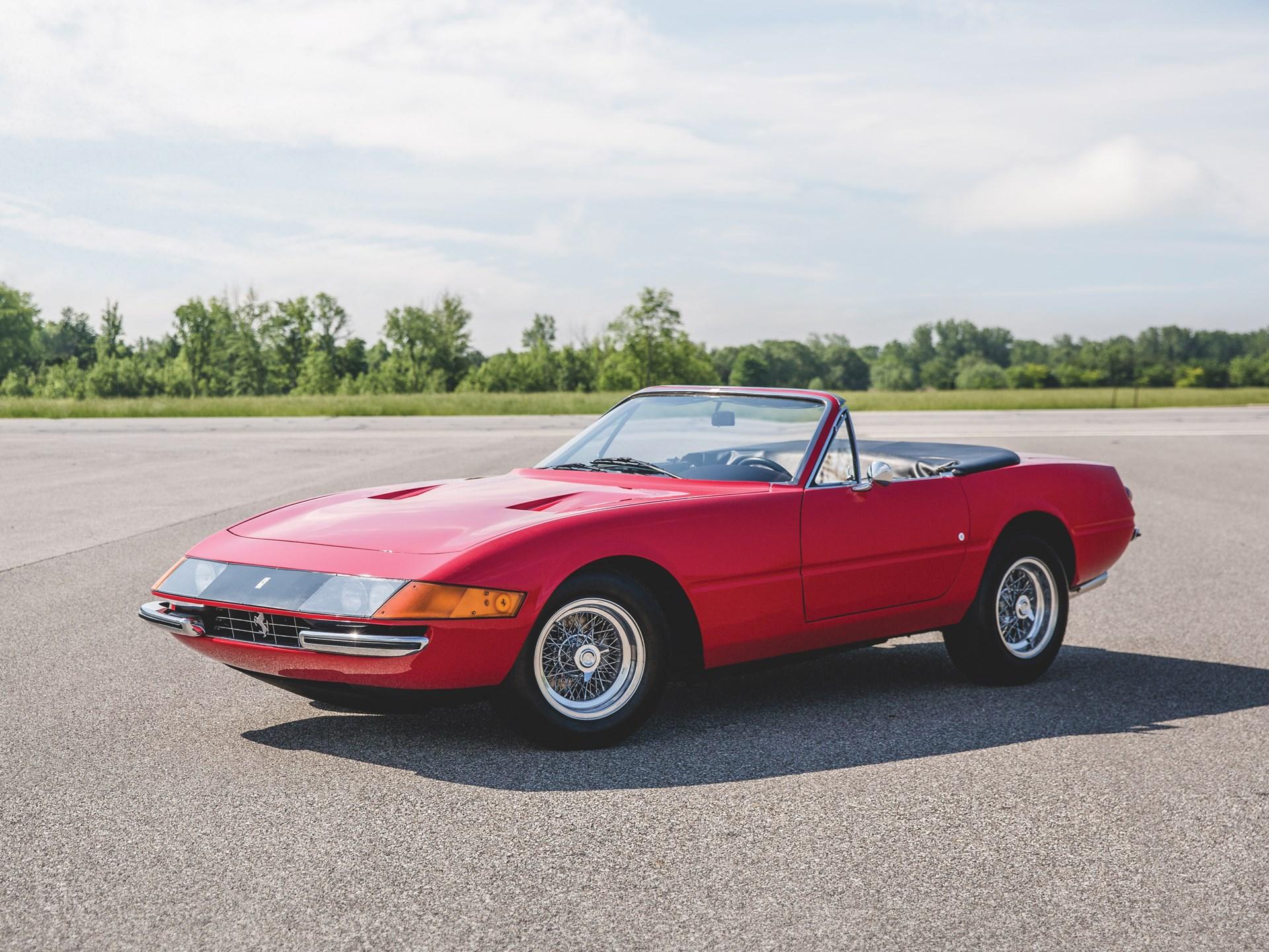 1971 Ferrari 365 GTB/4 Daytona Spider Conversion
