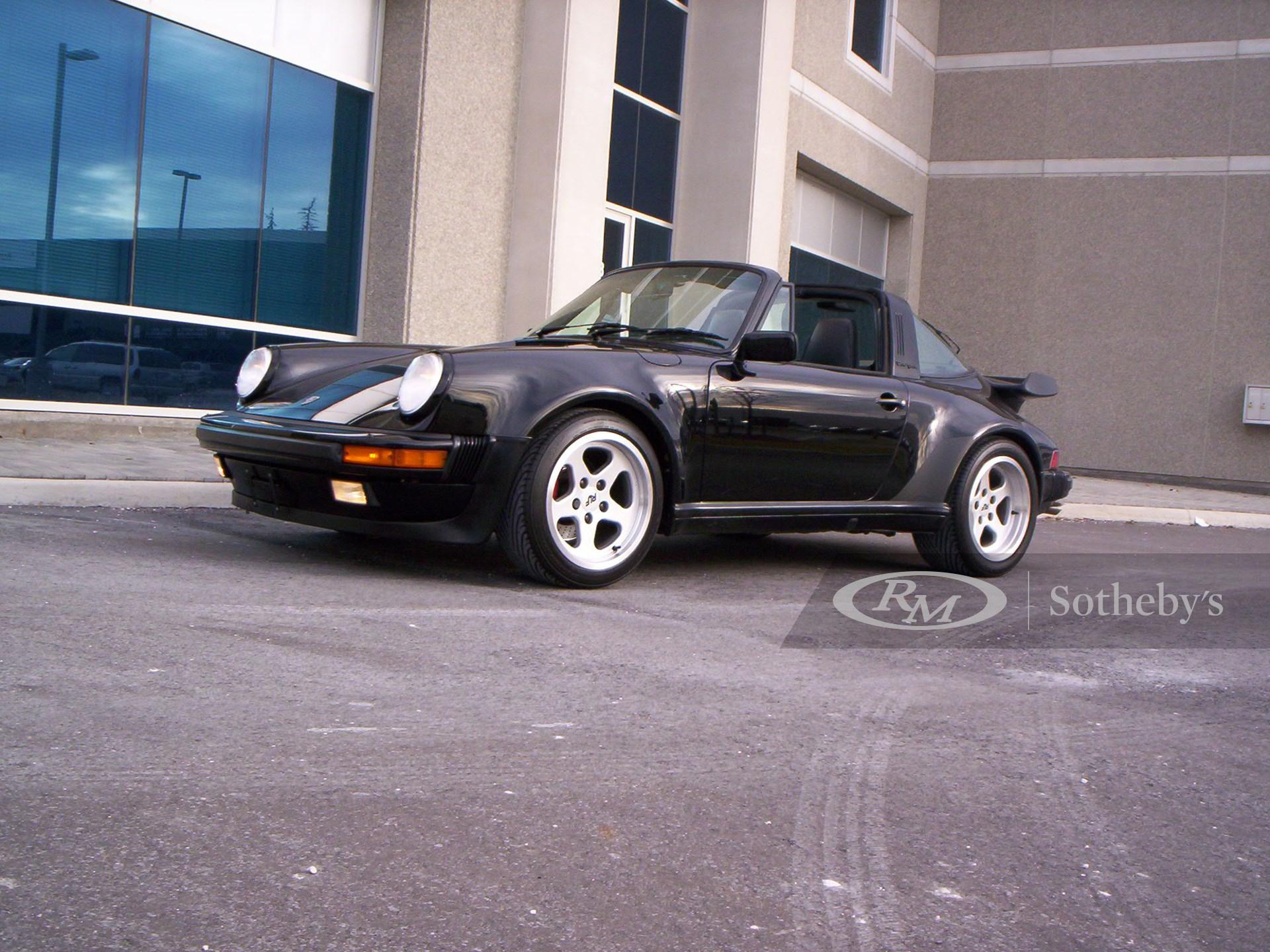 1989 Porsche 930 Turbo Targa  -