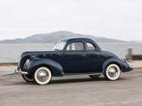 1938 Ford V-8 DeLuxe Coupe  - $