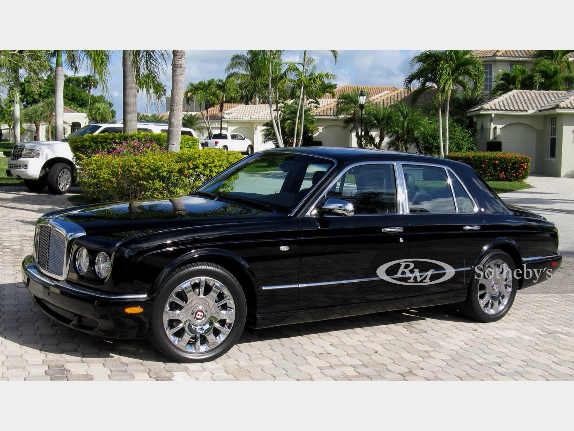 2006 Bentley Arnage R