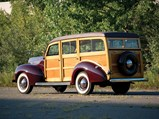 1940 Ford V-8 DeLuxe Station Wagon  - $
