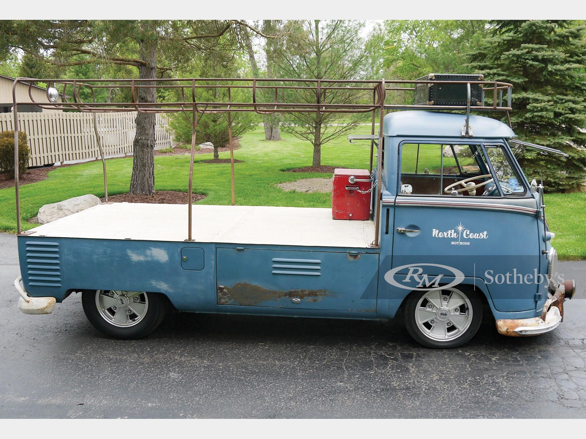 1959 Volkswagen Single-Cab Pickup Custom  -